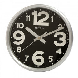 Rhythm Clock Quartz Wall Clock RTCMG890GR19