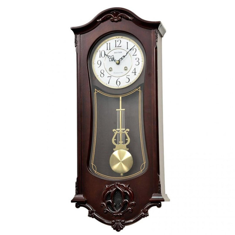 Rhythm Wall Clock Sound In Place RTCMJ562NR06