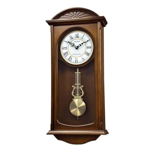 Rhythm Clock Quartz Wall Clock RTCMJ574NR06