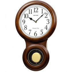 Rhythm Clock Quartz Wall Clock RTCMJ575NR06