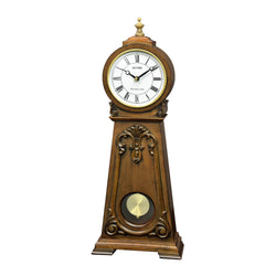 Rhythm Table Clock Wooden RTCRJ749NR06