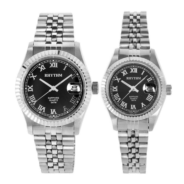 Rhythm His & Her Set (RTWRS1605S02 & RTWRS1606S02)
