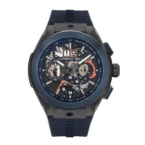 Cerruti 1881 Ruscello Chronograph Silicon Men Watch CTCRA28701