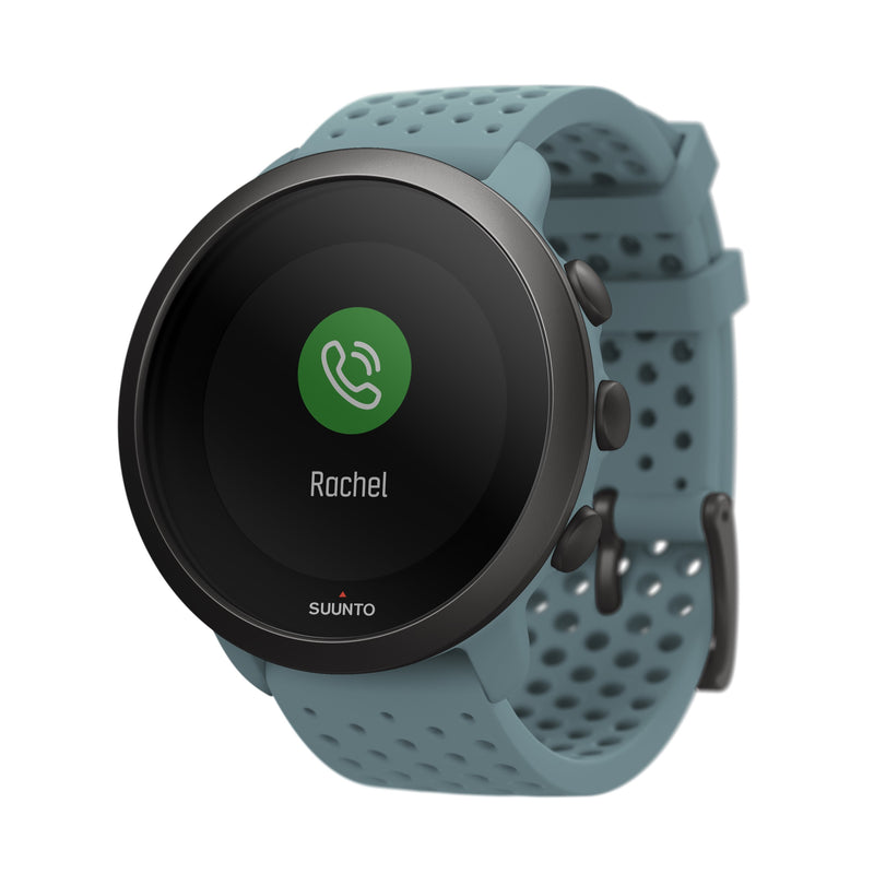 SUUNTO 3 MOSS GREY - COMPACT SPORTS WATCH FOR HEALTH AND WELLBEING