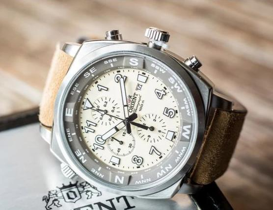 Orient Men Chronograph Quartz ORCTT17005Y
