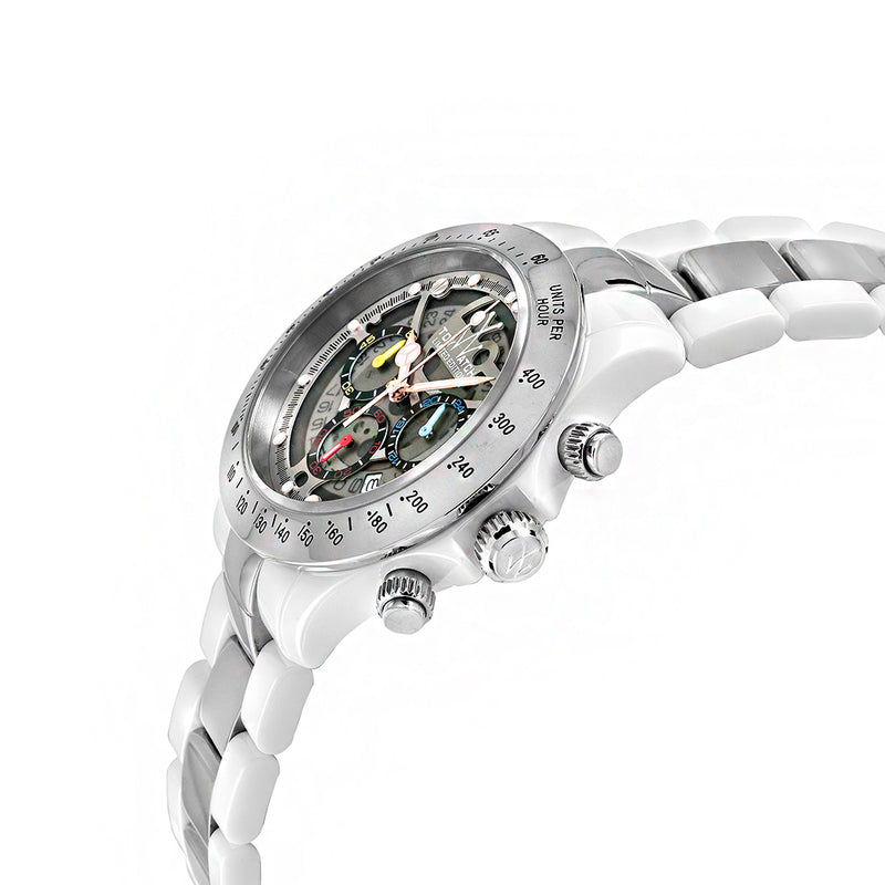 ToyWatch Chronograph Heavy Metal TYCHMC13WHSL