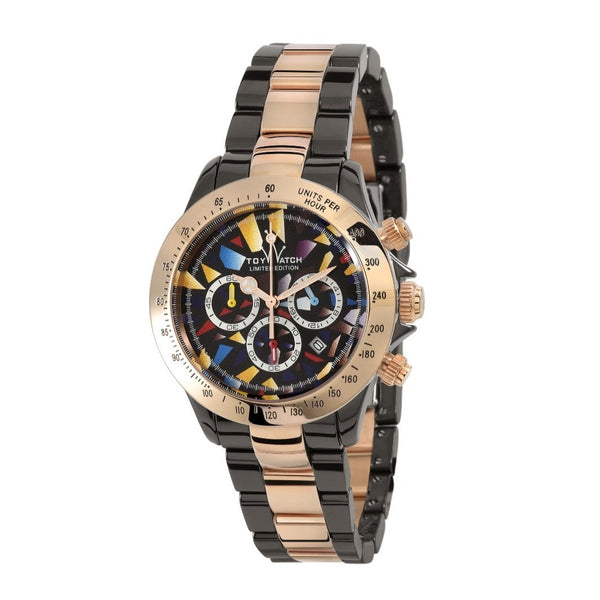 ToyWatch Chronograph Heavy Metal TYCHMC17BKPG