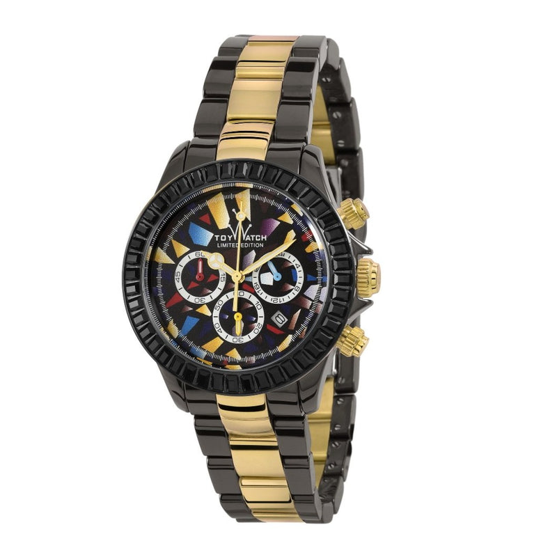 ToyWatch Chronograph Heavy Metal TYCHMC18BKS