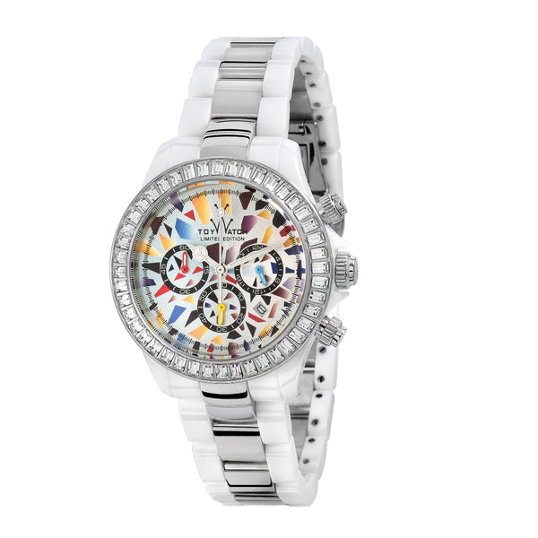 ToyWatch Chronograph Heavy Metal  TYCHMC19WHS