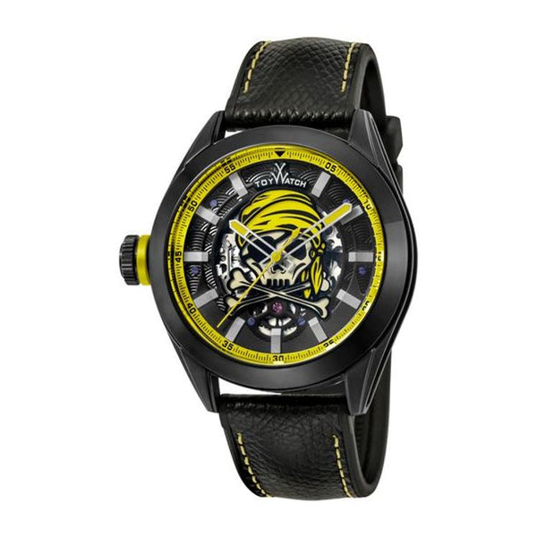 ToyWatch Pirate Master Yellow TYSKU02YW