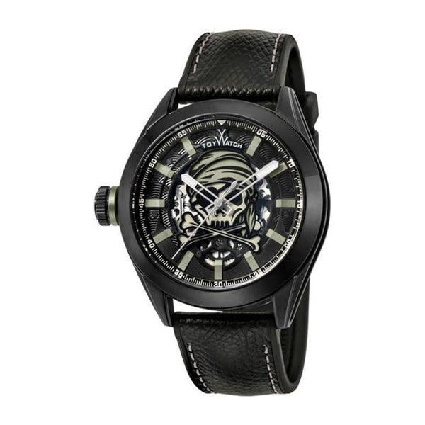 ToyWatch Pirate Master Black TYSKU07BK