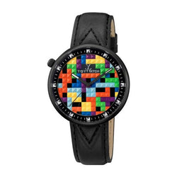 ToyWatch Tetris Black TYTET01MC