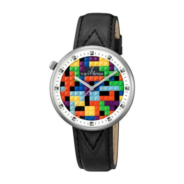 ToyWatch Tetris White TYTET02MC