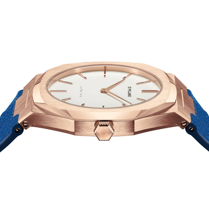D1 Milano Ultra Thin 38mm Leather D1-UTLL05