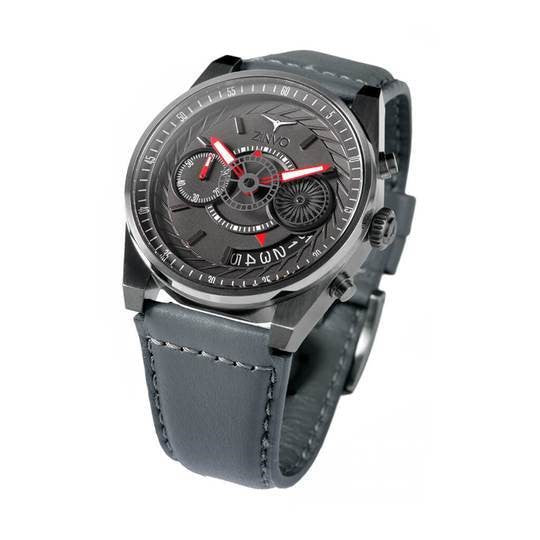 Zinvo Gunmetal Chrono Men Quartz ZIGUNMETAL-CHRONO