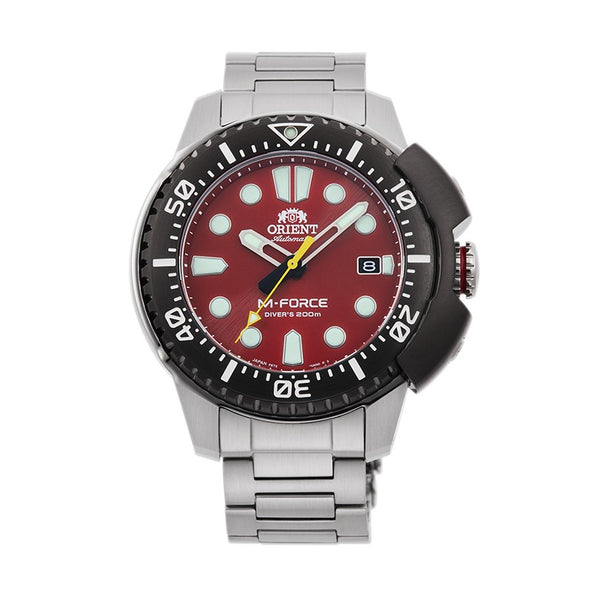 Orient M-Force Sports Men Automatic ORRA-AC0L02R
