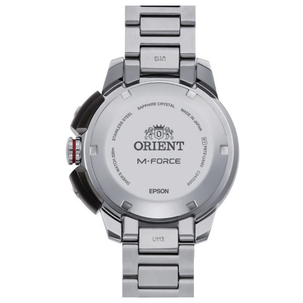 Orient M-Force Sports Men Automatic ORRA-AC0L01B