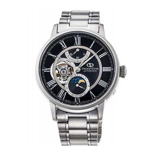 Orient Star Moon Phase Men Classic Automatic ORRE-AM0004B