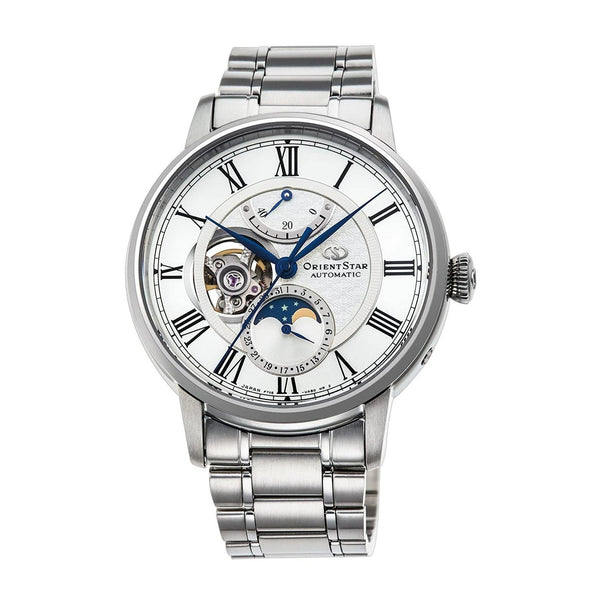 Orient Star Moon Phase Men Classic Automatic ORRE-AM0005S