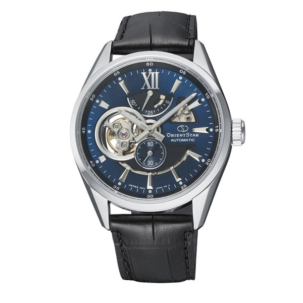 Orient Star Semi Skeleton Power Reserve ORRE-AV0005L