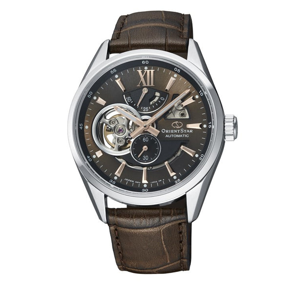 Orient Star Semi Skeleton Power Reserve ORRE-AV0006Y
