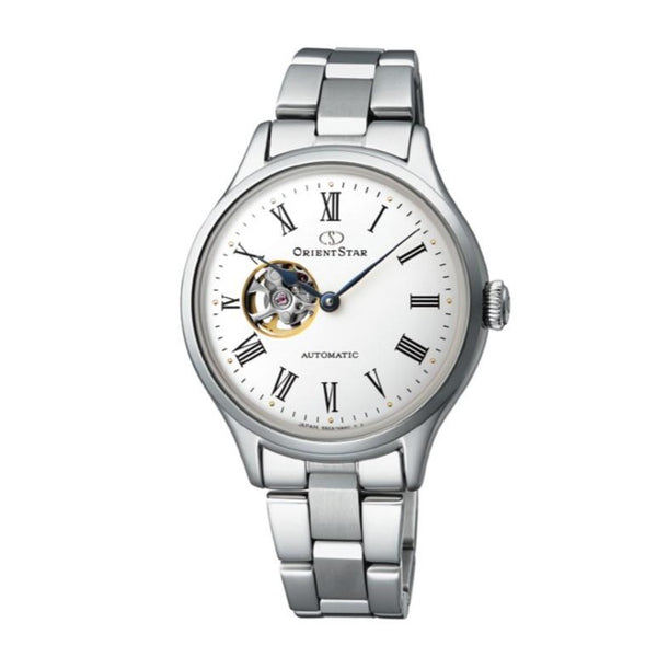 Orient Star Open Heart Women Elegance Automatic ORRE-ND0002S