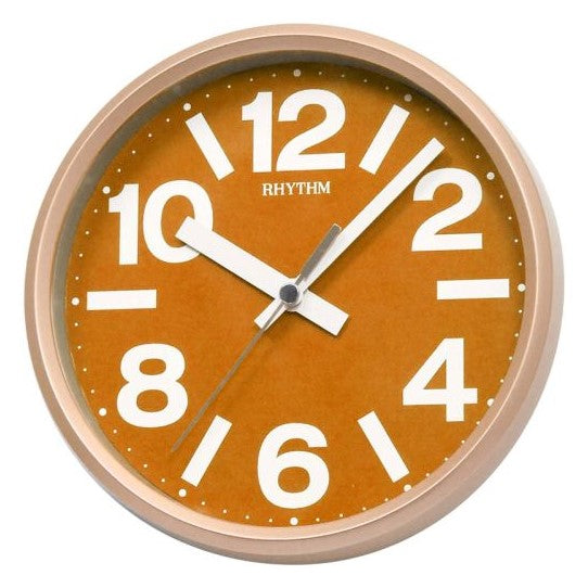 Rhythm Clock Quartz Wall Clock RTCMG890GR14