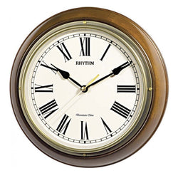 Rhythm Clock Quartz Wall Clock RTCMH723CR06