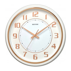 Rhythm Clock Quartz Wall Clock RTCMG508BR13