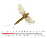 J:SON REALISTIC MAYFLY SPENT 2 #12