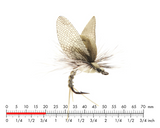 J:SON REALISTIC MAYFLY EMERGER 2 #10