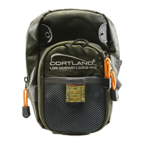 The Fly Tying Den Cortland Chest Pack