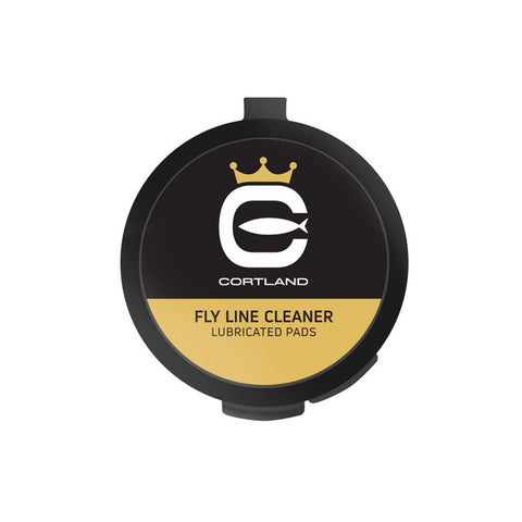 Cortland Fly Line Cleaner Lubricated Pads