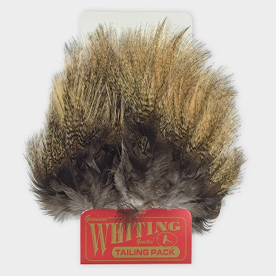 The Fly Tying Den Whiting Coq De Leon Tailing Packs