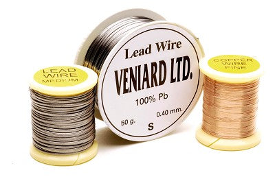 Veniard Lead Wire - Bulk Spool - 50g
