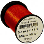 Semperfli Micro Metal - Hybrid Thread, Tinsel & Wire