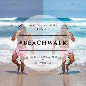 #BEACHWALK