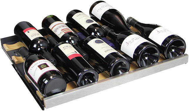 Allavino FlexCount 128 Bottle Single Zone Right Hinge Wine Fridge VSWR128-1SSRN