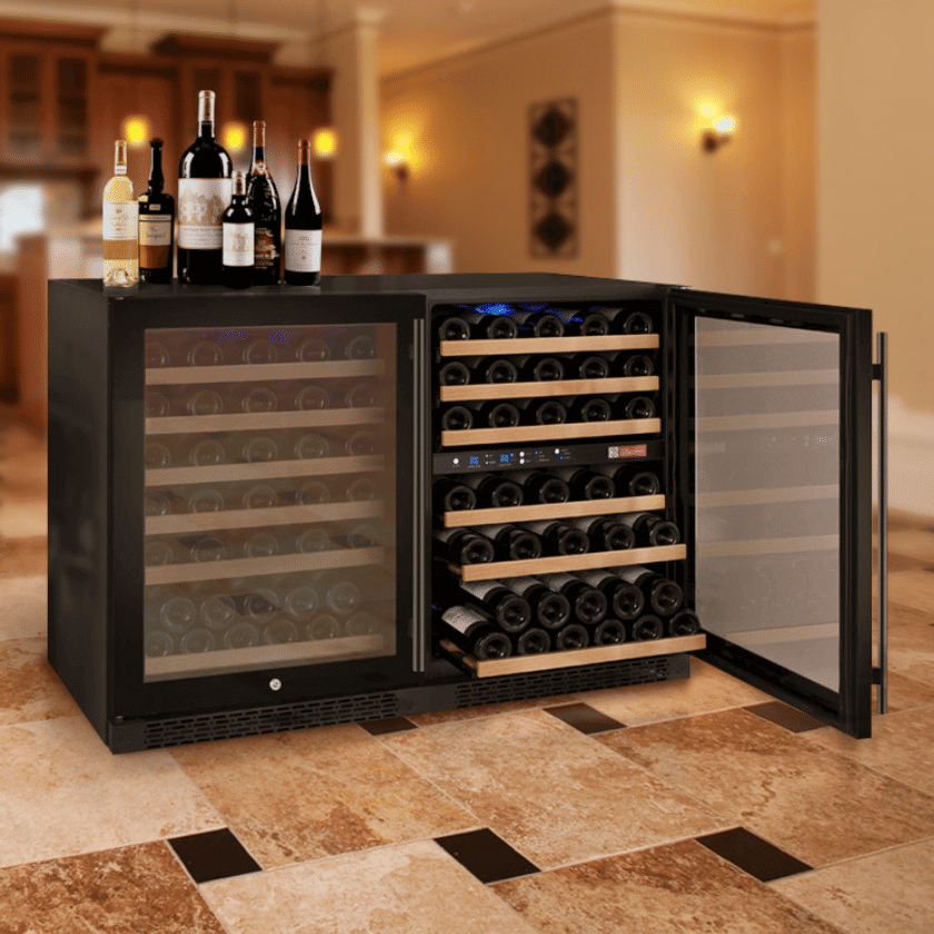 free standing wine coolers