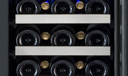 Allavino FlexCount 30 Bottle Dual Zone Right Hinge Wine Fridge VSWR30-2SSRN