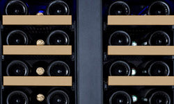 Allavino FlexCount 36 Bottle Dual Zone Wine Fridge VSWR36-2BWFN