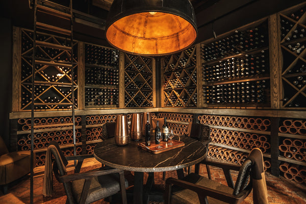 How to Design the Perfect Home Wine Cellar