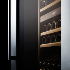 Summit Integrated Wine Fridge VC60D
