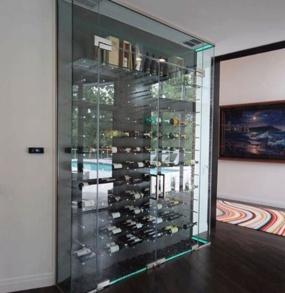 WhisperKOOL Wine Cabinet Cooling Systems