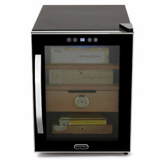 Whynter Elite Touch Control Cigar Humidor CHC-122BD