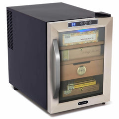 Whynter Stainless Steel Cigar Cooler Humidor CHC-120S