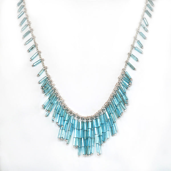 Deco Necklace: Azul