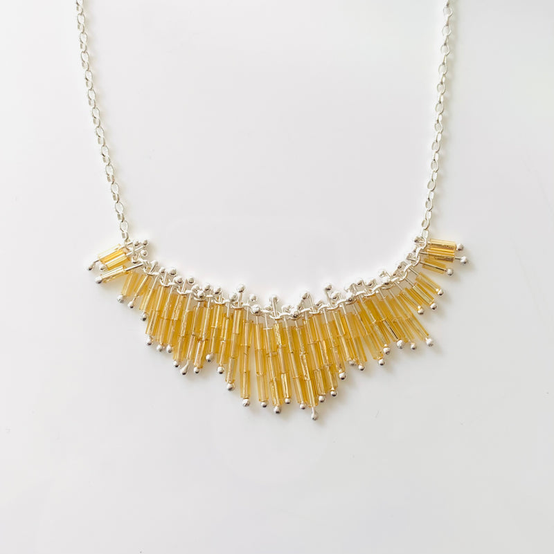 Mini Deco Necklace: Oro