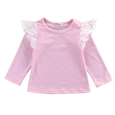 Princess Long Sleeve - Pink