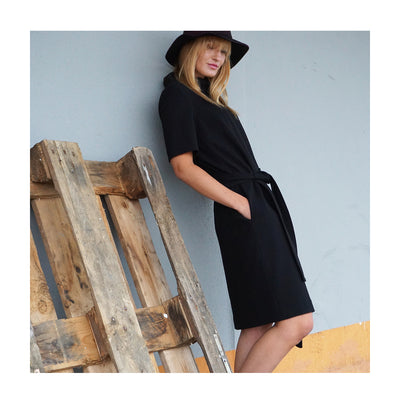 "Dress ""KEA"" black"